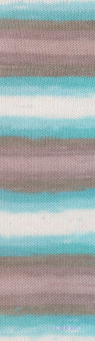 Пряжа Baby wool BATIK Alize 6320, фото