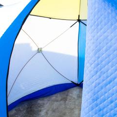 Купить палатку-куб зимняя СТЭК