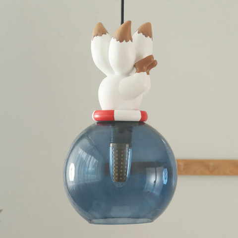 Подвесной светильник Head Over by Bamboo (C)
