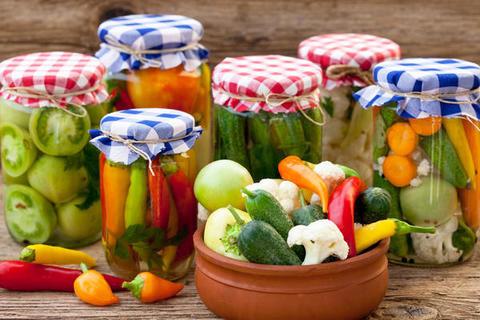 Витаминный салат 100 гр