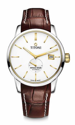 TITONI 83638 SY-ST-606