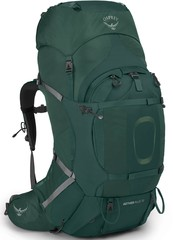 Рюкзак туристический Osprey Aether Plus 70 Axo Green