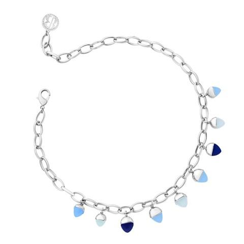 Колье Caleida Blue-Violet XGR566A BL/V/S