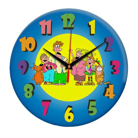 Подарок - часы Ералаш