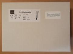 С-241 Кювета двойная (Double cuvettes) для С-2 и С-4 Helena Laboratories, Великобритания