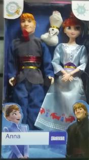 ''Холодное сердце'' Анна, Кристофф и Олаф (30 см)