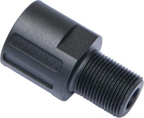 Адаптер для монтирования 14мм аксессуаров на ствол для CZ Scorpion EVO - A1 (артикул 17950)
