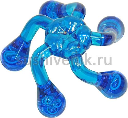 Массажер пластиковый с шипами