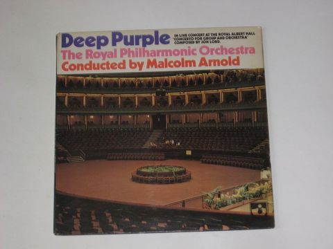 Deep Purple / Concerto For Group And Orchestra (LP)