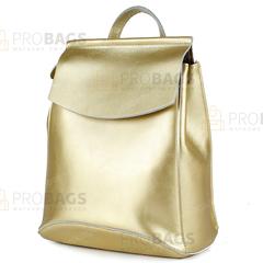 Рюкзак женский JMD Classic 8504 Золотой