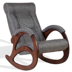 Кресло-качалка Джаз Экоткань (Grey)