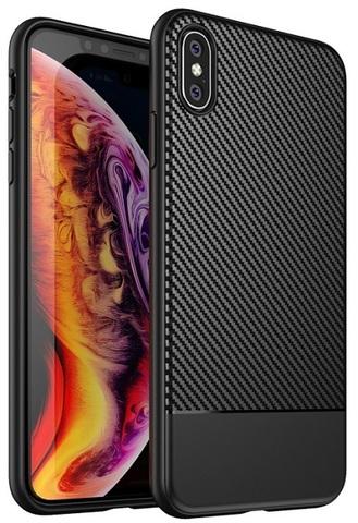 Ультра тонкий чехол на iPhone XS Max, серии Fit от Caseport