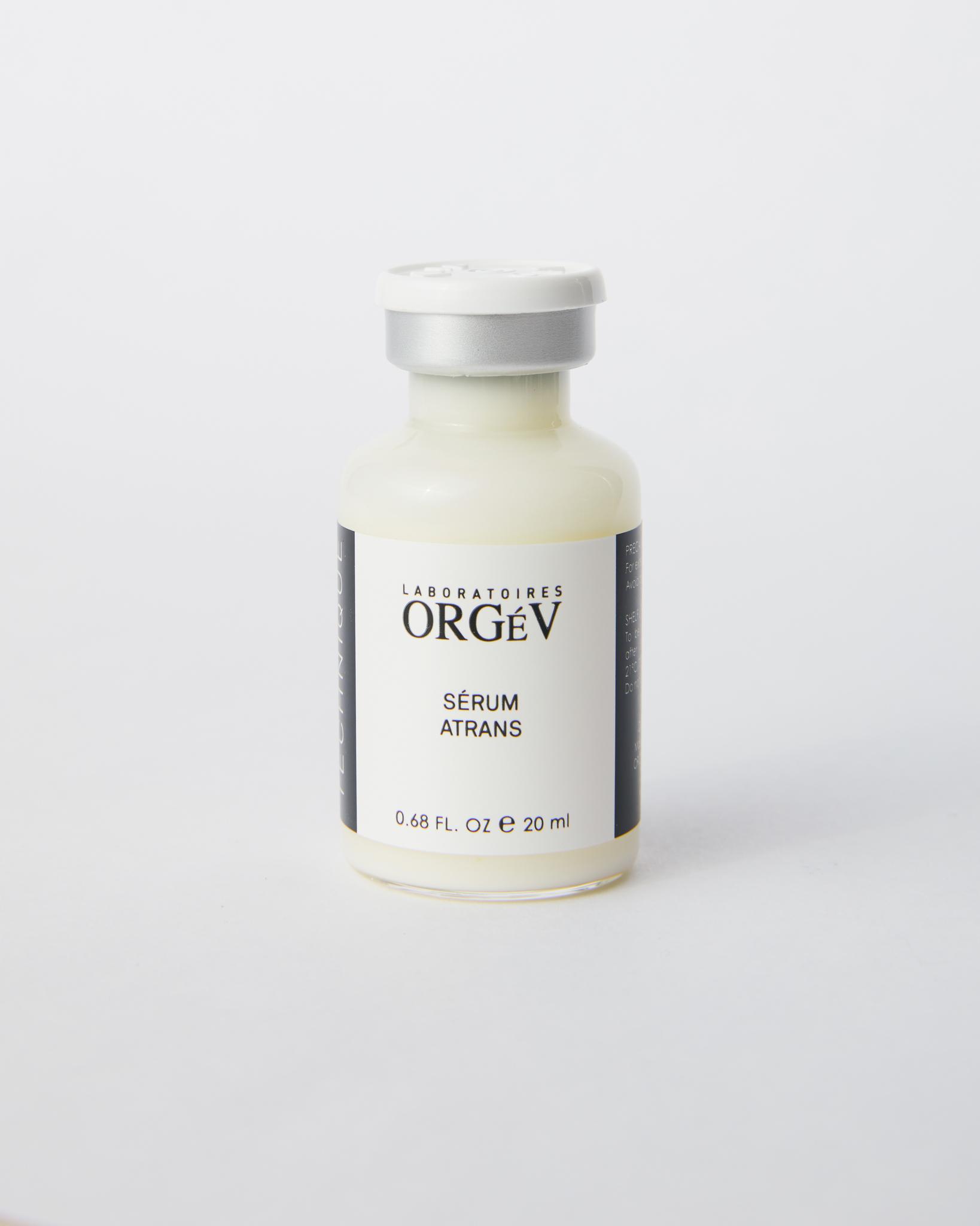 Сыворотка для увеличения проницаемости кожи ORGéV SERUM 20 мл
