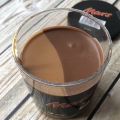 Шоколадная паста Mars 200 гр