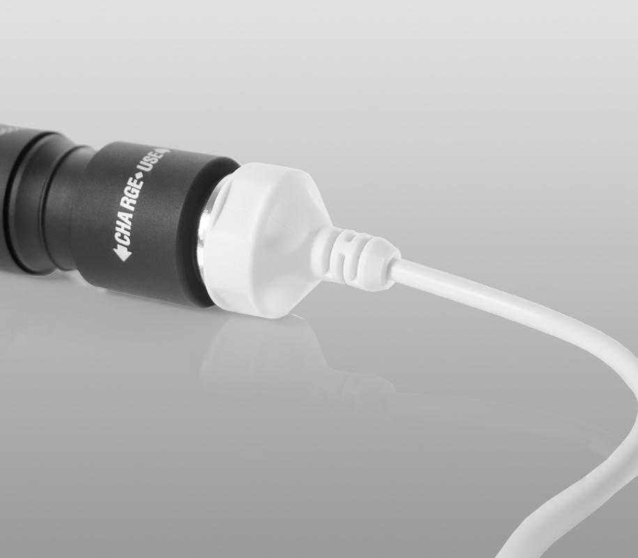 Фонарь на каждый день Armytek Prime C1 Magnet USB (тёплый свет) - фото 7