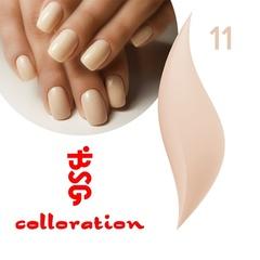 BSG Colloration, №11 Классический бежевый оттенок
