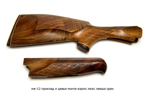 Приклад и цевьё ИЖ-12