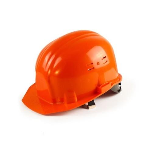 Каска строительная оранжевая (22-4-001)