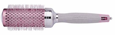 Термобрашинг Ceramic + ion NanoThermic 44мм роз/сер