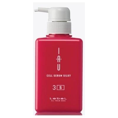 Lebel IAU Salon Care: Крем интенсивный для укрепления волос (IAU Cell Care 3S), 500мл/1л