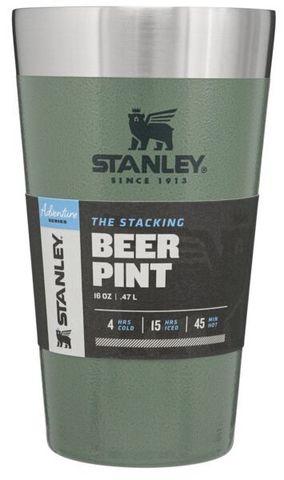 Стакан Stanley Adventure (0,47 литра), темно-зеленый