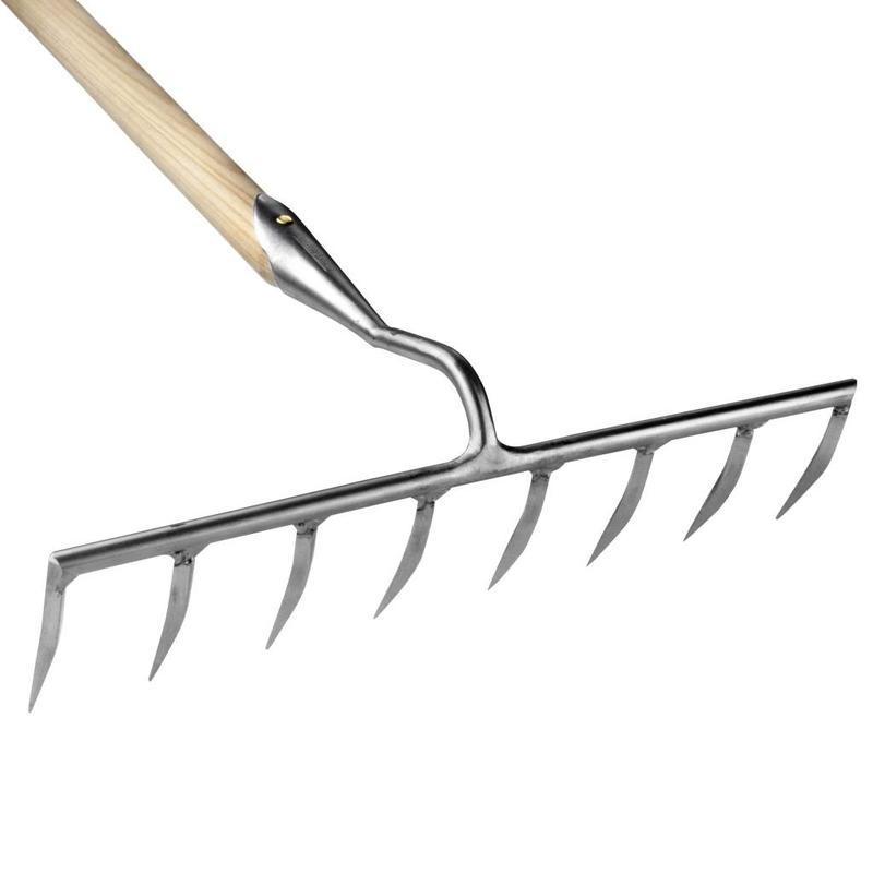 Грабли Sneeboer 8 зубцов 155 см рукоятка