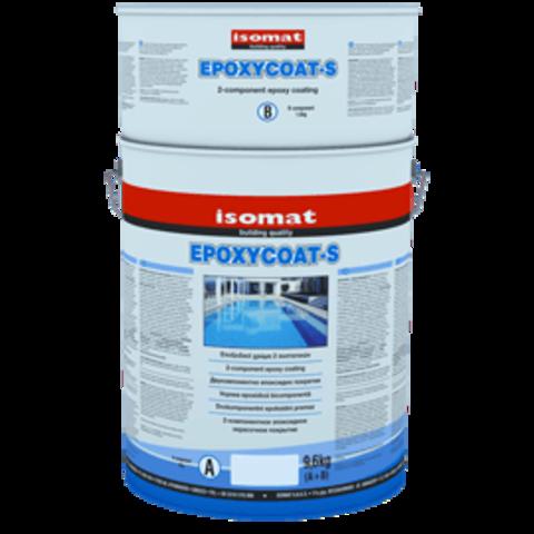 Isomat Epoxycoat S/Изомат Эпоксикоат С двухкомпонентное эпоксидное покрытие для бассейнов