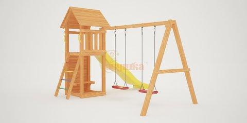 Детская площадка Савушка Мастер-8
