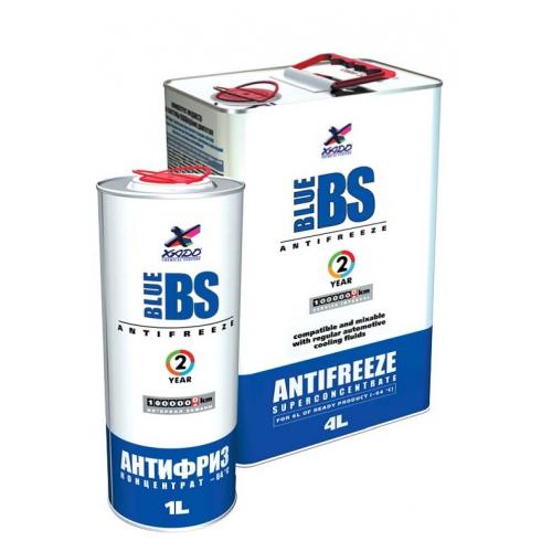 XADO Antifreeze Blue BS Антифриз концентрат 4,000