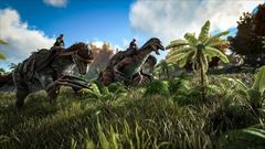 ARK: Survival Evolved (PS4, русские субтитры)