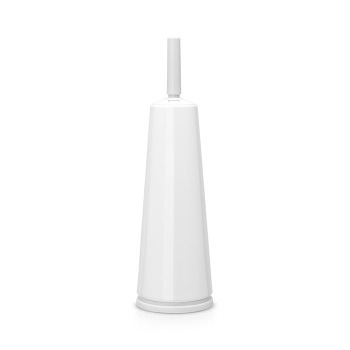 Туалетный ершик с подставкой ReNew, Белый, арт. 414664 - фото 1