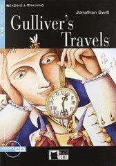 Gulliver'S Travels Bk +D (Engl)
