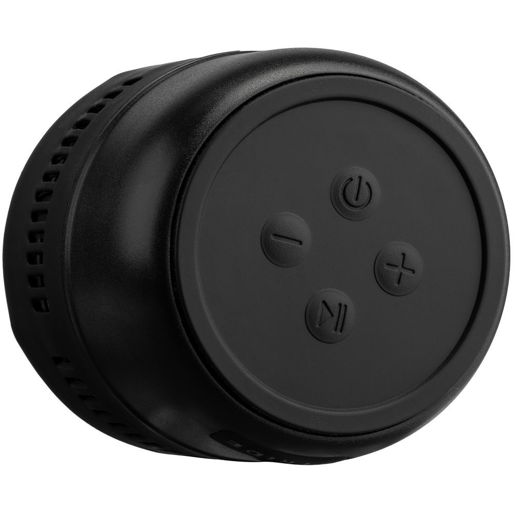 Torsta Travel Mug with Bluetooth Speaker, black