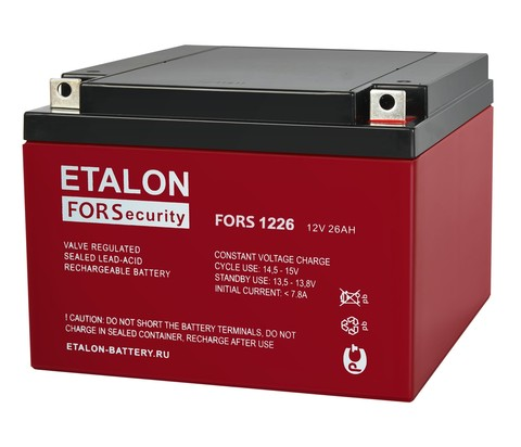 Аккумулятор ETALON FORS 1226