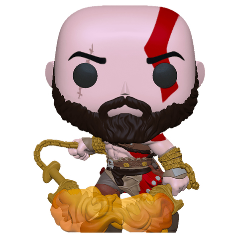 Фигурка Funko POP! Vinyl: Games: God Of War: Kratos W/Blades (GW) (Exc) 36392