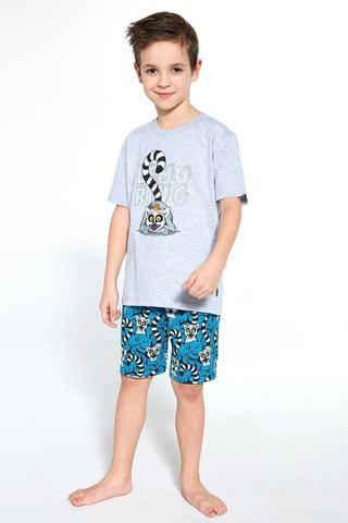 Пижама для мальчиков с шортами CORNETTE 789/790 LEMURING