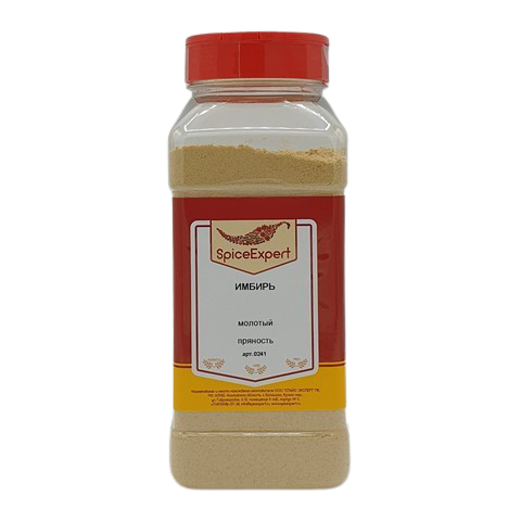 Имбирь молотый SpicExpert, 500 гр