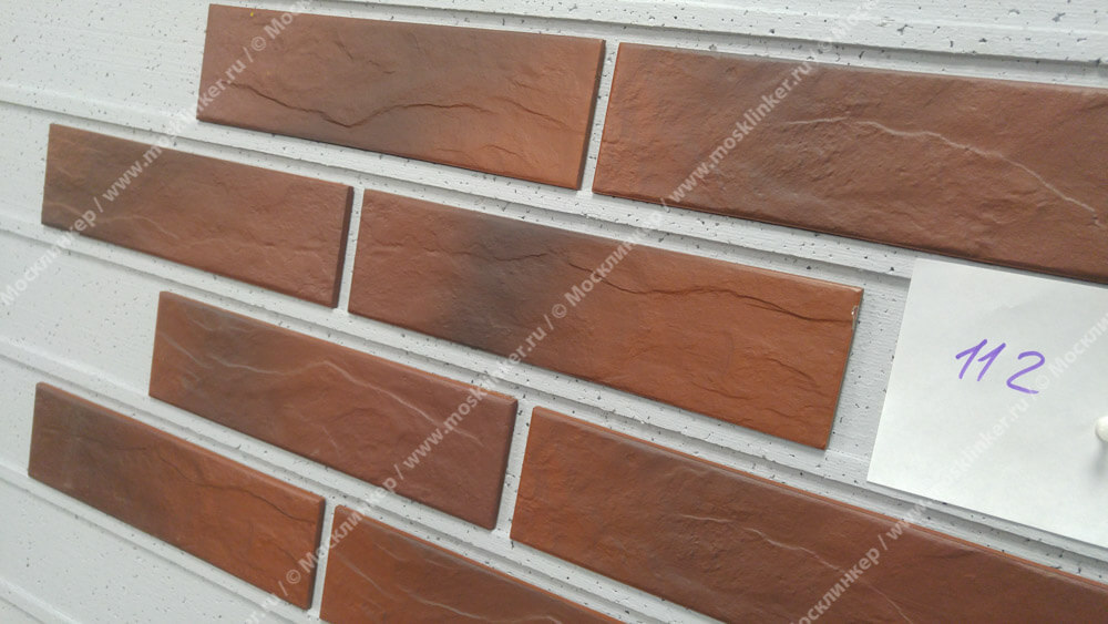 Cerrad Wisnia, rustiko, country, new, 245x65x6.5 - Клинкерная плитка для фасада и внутренней отделки