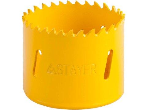 STAYER Procut 54мм, коронка Би-металлическая, универсальная