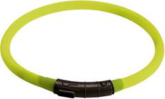 Светящийся шнурок на шею, Hunter LED Yukon 20-70 см, лайм