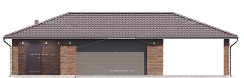 Проект гаража на 3 машины с мастерской