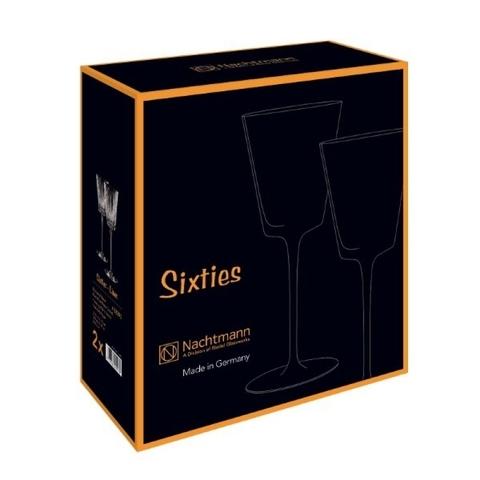 Набор из 2-х стопок Vodka/Shot Violet 60 мл артикул 88939. Серия Sixtie Stella