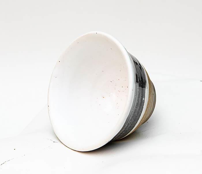 CUP101-3 Пиала ручной работы, керамика, серия «Млечный Путь» фото 05