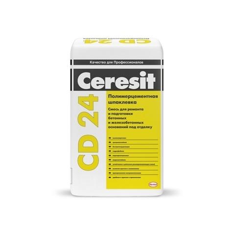 Ceresit CD 24/Церезит ЦД 24 полимерцементная шпаклевка