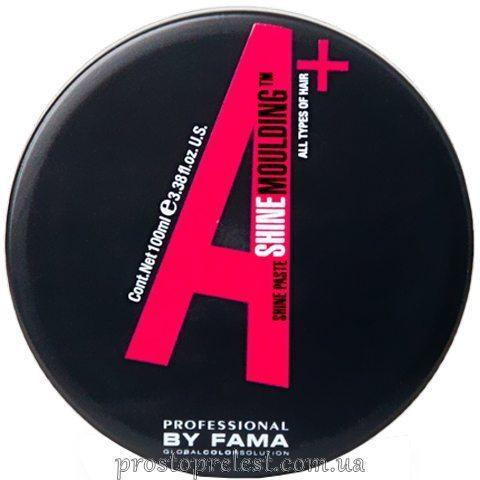 By Fama А+ Shine Moulding Shine Paste - Моделирующая паста с блеском