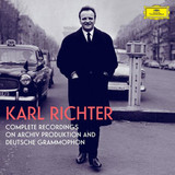Karl Richter / Complete Recordings On Archiv Produktion And Deutsche Grammophon (Limited Edition)(97CD+3Blu-ray Audio)