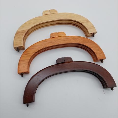 Деревянный фермуар из цельной древесины 20 см