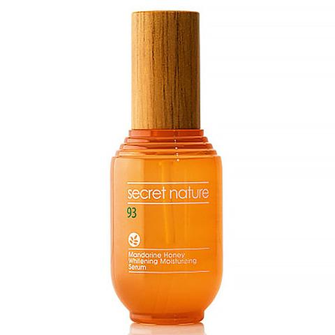 Secret Nature Mandarine honey whitening moisturizing serum