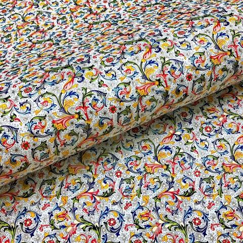 Бумага декоративная упаковочная Флорентийский узор