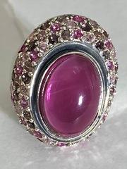 Авалон (кольцо из серебра)